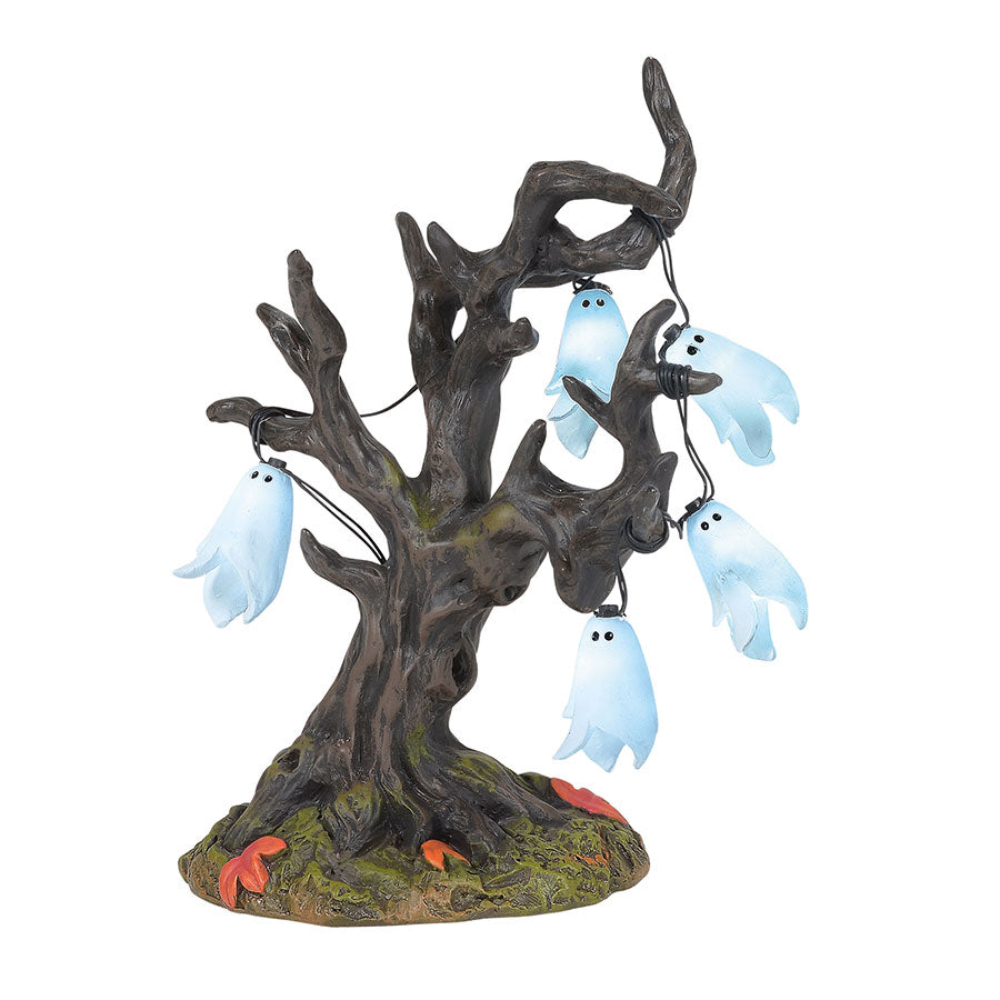 Illuminated Ghost Tree