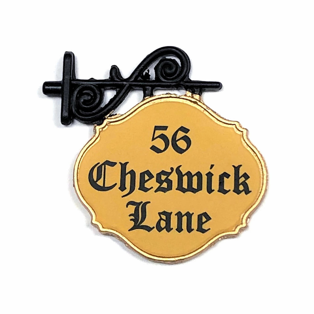 Cheswick Lane Sign