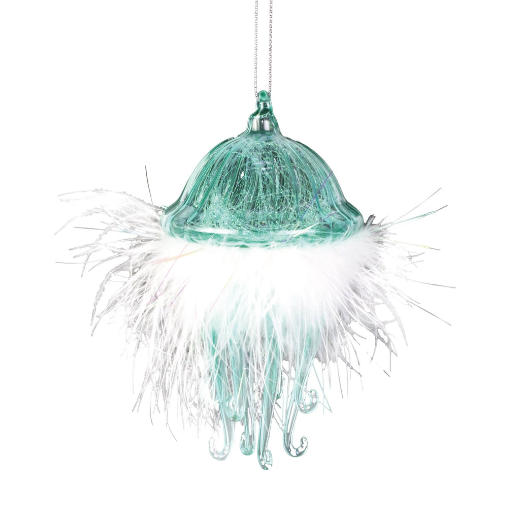 Feathery Jellyfish Orn