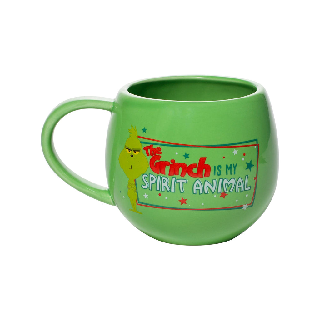 Grinch Spirit Animal Mug