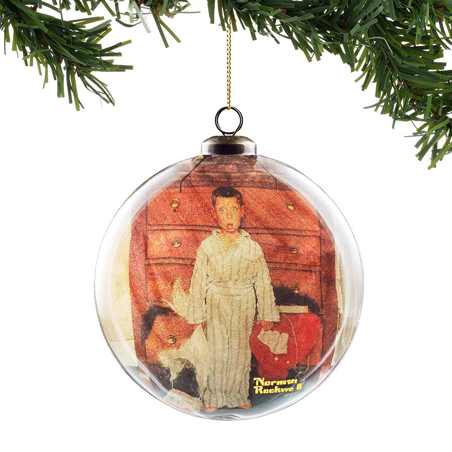The Discovery Hanging Ornament