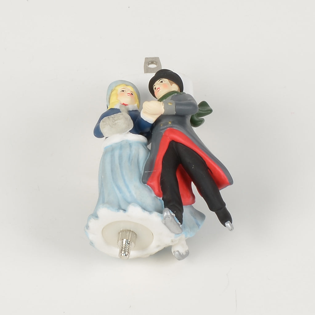 Skating Couple Figurine