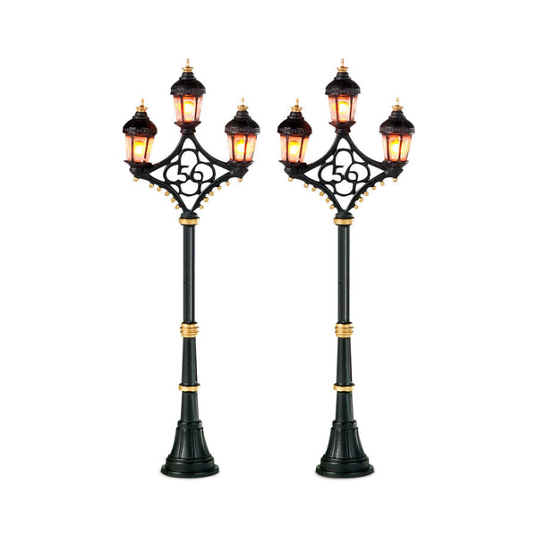Fifty-Six Street Lights - Village Accessories €� Department 56 Official Site
