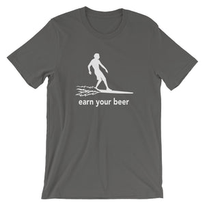 Longboard//Earn Your Beer