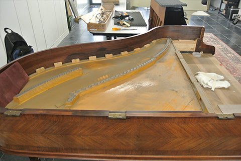 piano restauratie