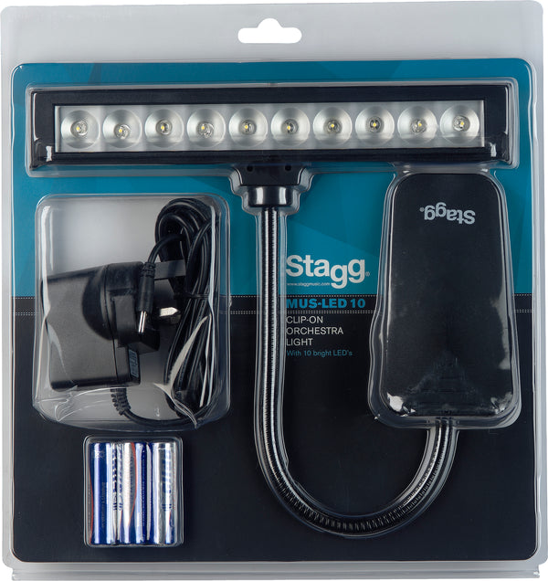 Stagg MUS-10 Piano LED lamp 1