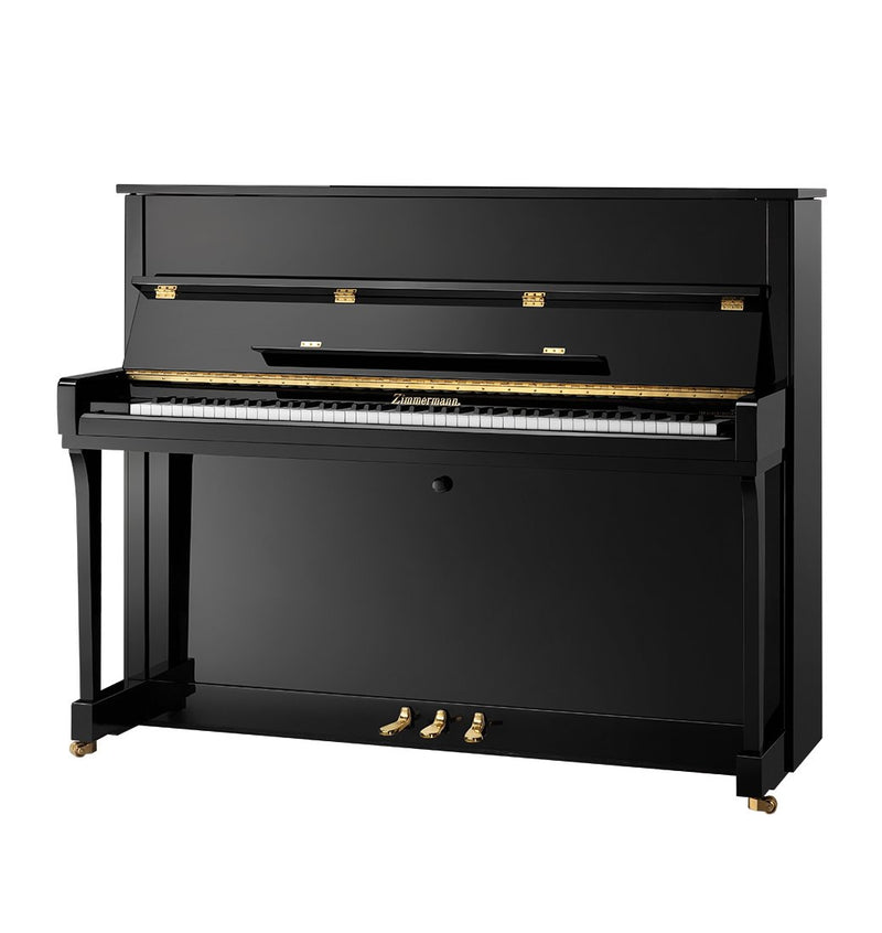 Zimmermann S2 Zwarte Piano