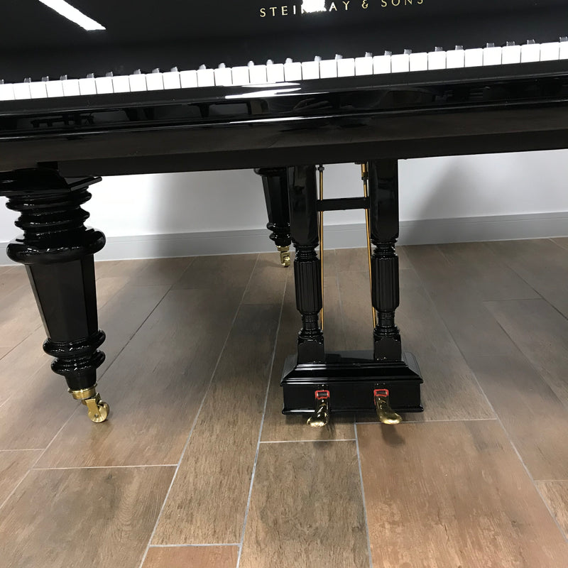 Steinway & Sons A-188 (1881)