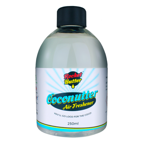 Rocket Butter Coconutter Air Freshener Spray 250ml
