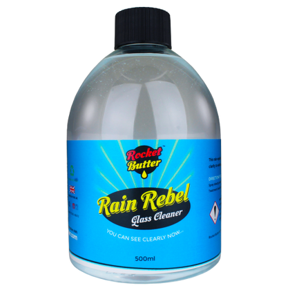 Rocket Butter Rain Rebel Glass Cleaner Spray