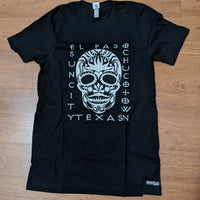 Texas Iconic Sugarskull