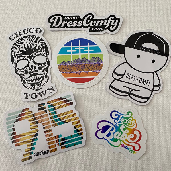 DressComfy Sticker Bundle 1