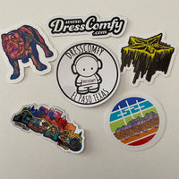 DressComfy Sticker Bundle 2