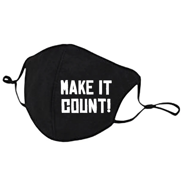 Make it Count Mask