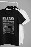 El Paso Nutritional Facts