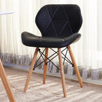 Contracted Leather Chair
