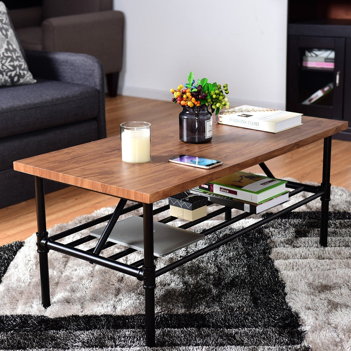2-Tier Coffee Table