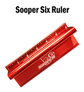 Sooper Edge Safety Ruler • 6