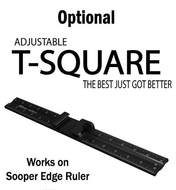 Sooper Edge Safety Ruler • T-Square
