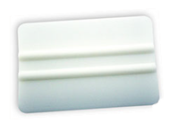 Squeegees • Stiff Low Friction Teflon Squeegee
