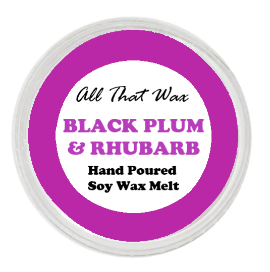 BLACK PLUM & RHUBARB