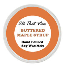 Load image into Gallery viewer, BUTTERED MAPLE SYRUP