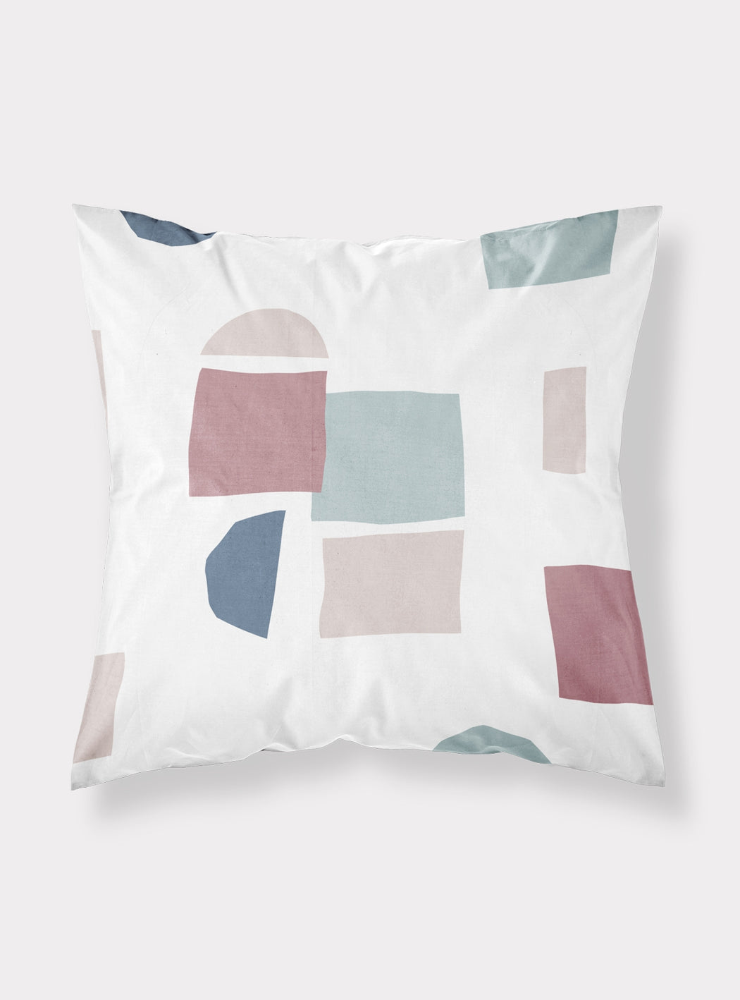 Forms decorative pillowcase 50 x 50 cms Mauve