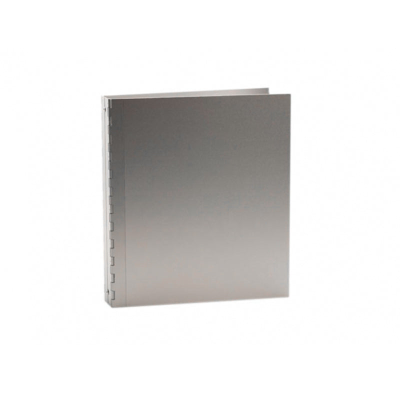 Anodized Aluminum 3-Ring Binders
