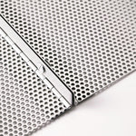 Perforated Aluminum Portfolio
