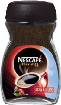 50g Nescafe Blend 43 Instant Coffee