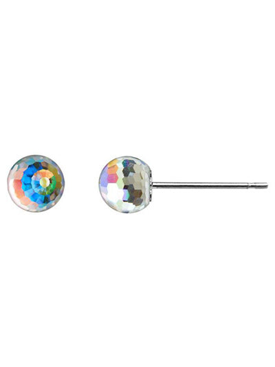 Crystal Ball Earrings Crystal Swarovski Elements
