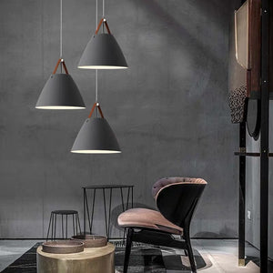 Replica Leathers Pendants - 6001 - Aglaia lighting