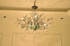 Twilight Brass Chandelier - Aglaia lighting