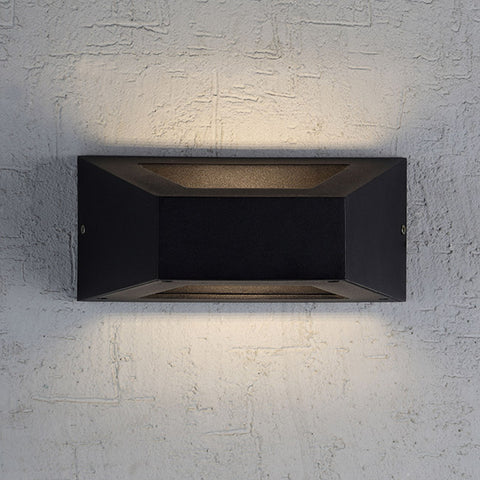 Modern Upward * Downward outdoor Wall fitting - 16001B