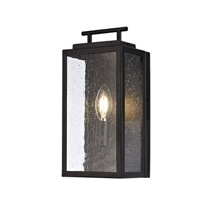 Bubble Glass Shade - Outdoor wall fitting/ Classic - 16014B