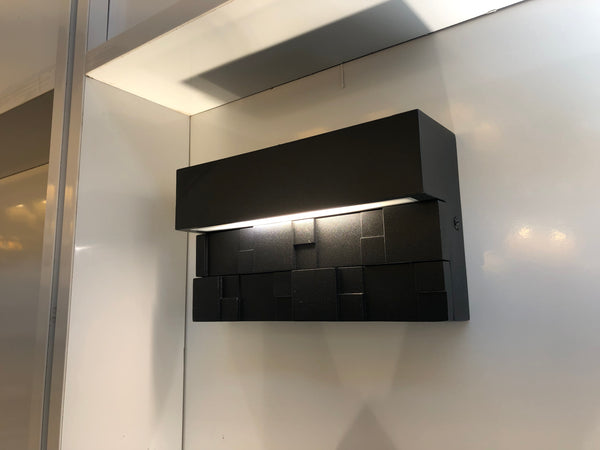 Rock Look outdoor wall fitting/Modern - 17005B-A