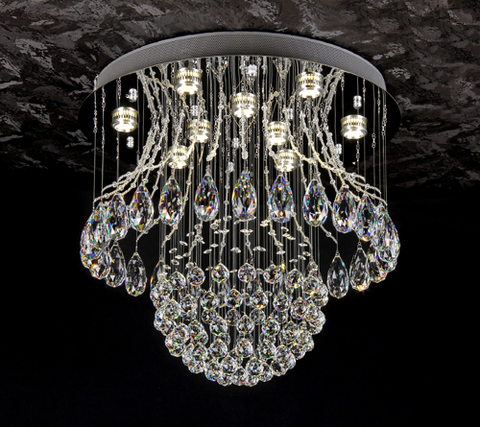 Crystal fountain 5163-9 - Aglaia lighting