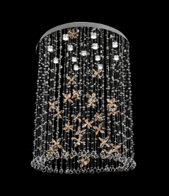 FLYING CATKINS - Aglaia lighting