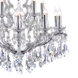 Palace Kerria japonica Crystal Chandelier