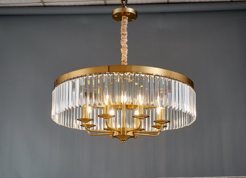 Candle Chandelier - Contemporary Chandeleir - Aglaia lighting