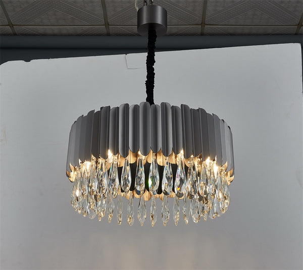 Dan Gold - Chandelier & Wall Scone - Aglaia lighting