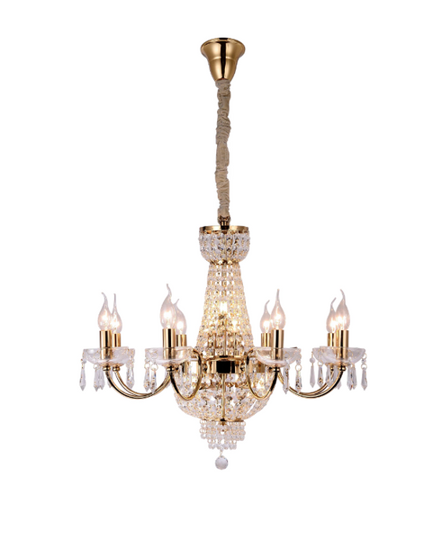 French Provincial Chandelier - LA-50088