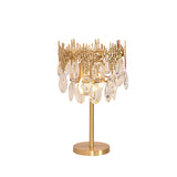 DIAMOND CRYSTAL TABLE LAMP - Aglaia lighting
