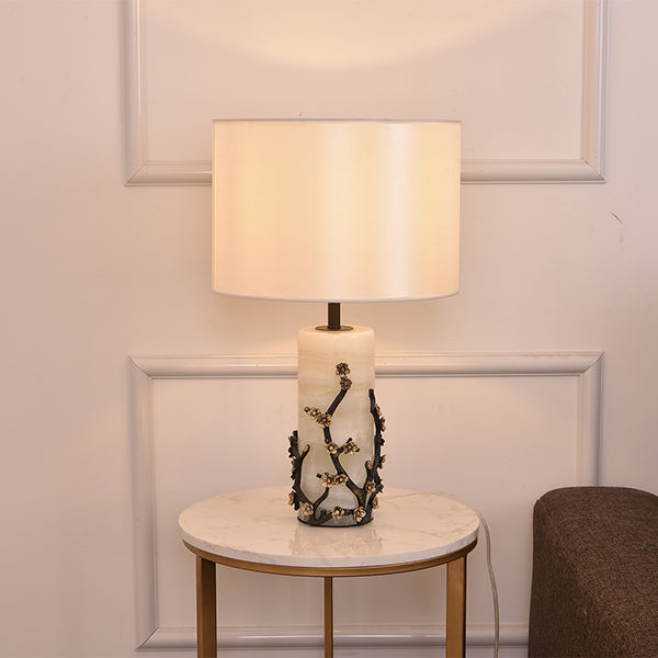 Solid Brass Table Lamp Collections - Aglaia lighting