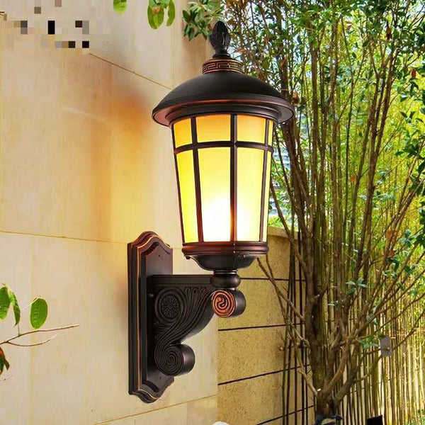 French style Water Prove - outdoor wallfitting - 983W - Aglaia lighting
