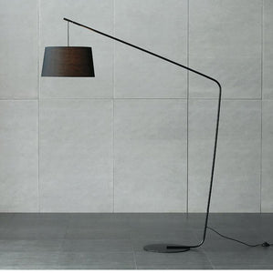 Nordic Simplism Black Finishing Floor Lamp - Replica