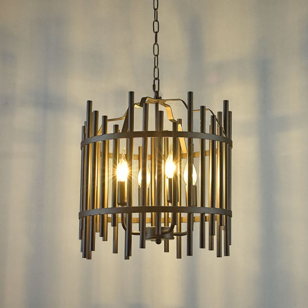 High quality pendant suits for different purpose. E14*4 Included - Aglaia lighting