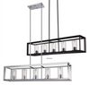 Modern Bench Top Chandelier - Aglaia lighting