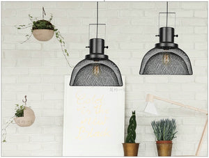 Creative loft American Retro Pendant Lights/Metal/Living Room - bar - Restaurant - Industrial Pendant for Cafe Lighting - Aglaia lighting