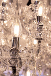 Plum Blossom Crystal Chandelier - AQ-50038-20+15+5+1 - Aglaia lighting
